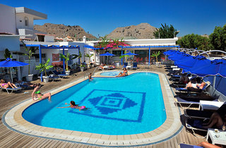 Hotel Kolymbia Bay Art - Erwachsenenhotel Pool