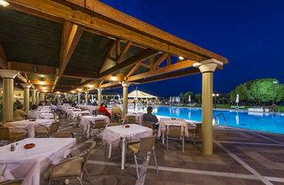 Hotel Apollo Beach Terasse