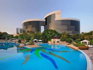 Hotel Grand Hyatt Dubai Außenaufnahme