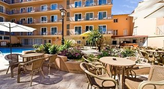 Hotel Costa Mediterraneo Terasse