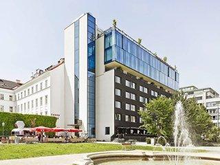 Hotel 25hours Hotel Wien beim Museumsquartier Außenaufnahme