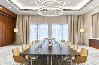 Hotel Hilton Dubai Al Habtoor CityKonferenzraum