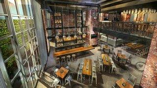 Hotel Hilton Dubai Al Habtoor CityRestaurant