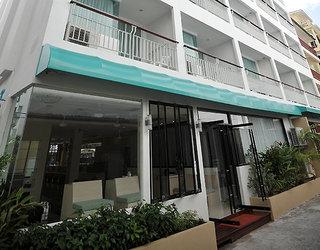 Hotel Aspery Phuket Außenaufnahme