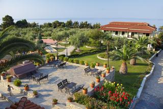 Hotel Blue Dolphin Garten