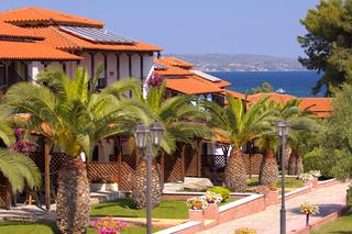 Hotel Blue Dolphin Außenaufnahme