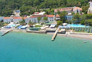 Hotel Club Hotel Rama Luftaufnahme