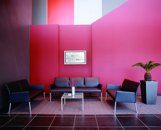 Hotel arcona MO.HOTEL Lounge/Empfang