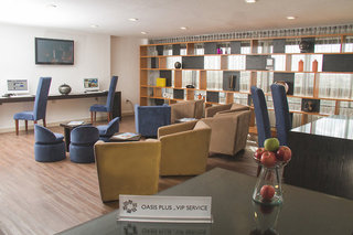 Hotel Smart Cancun by Oasis Lounge/Empfang