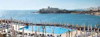 Hotel Corinthia Hotel St. George´s Bay, Malta Pool