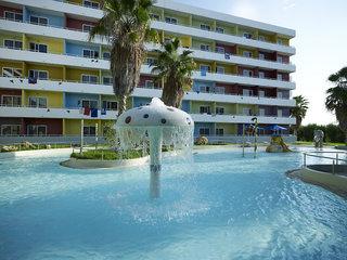 Hotel Esperides Beach Family Resort Außenaufnahme