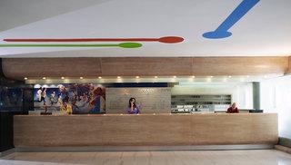 Hotel Esperides Beach Family Resort Lounge/Empfang