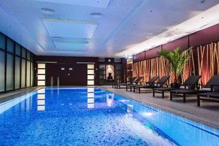Hotel Steigenberger Graf Zeppelin Pool