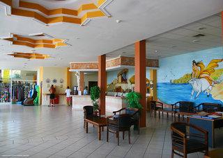 Hotel Aqua Sun Village Lounge/Empfang