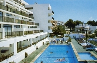 Hotel Novomar Pool