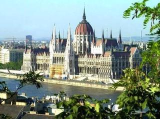 Hotel Novum Hotel Golden Park Budapest Stadtansicht