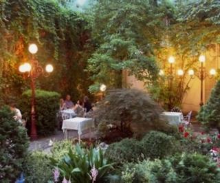 Hotel Altwienerhof Garten