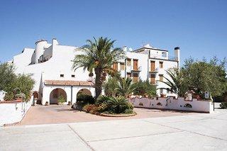 Hotel Baia Del Capitano Außenaufnahme