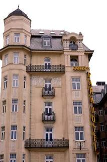 Hotel Novum Hotel Golden Park Budapest Außenaufnahme