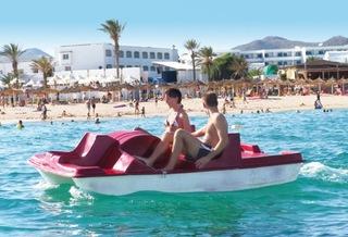 Hotel PrimaSol Omar Khayam Hammamet Resort & Aquapark Meer/Hafen/Schiff