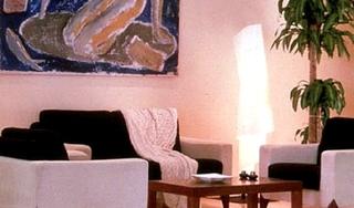 Hotel Attica 21 Barcelona Mar Lounge/Empfang