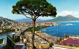 Hotel Ramada Naples - Neapel Stadtansicht