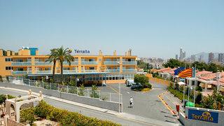 Hotel Terralta Luftaufnahme