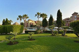 Hotel Iberostar Malaga Playa Garten