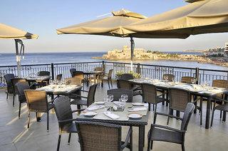 Hotel Corinthia Hotel St. George´s Bay, Malta Terasse