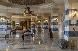 Hotel SENTIDO Mamlouk Palace Resort Lounge/Empfang