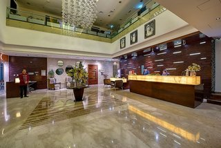 Hotel Grandeur Lounge/Empfang