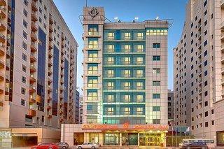 Hotel Grandeur Außenaufnahme