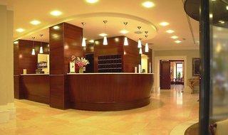 Hotel Delle Nazioni Lounge/Empfang