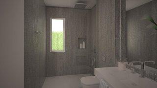 Hotel Dunagolf Suites Badezimmer