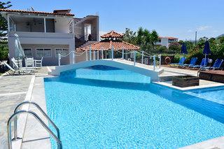 Hotel Dias Kavros Außenaufnahme