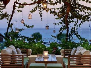 Hotel Creta Maris Beach Resort Terasse