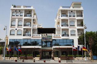 Hotel Elaria Hotel Außenaufnahme