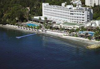 Hotel Atlantica Miramare Beach Außenaufnahme