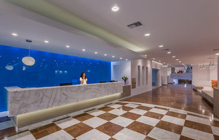 Hotel Tigaki Beach Lounge/Empfang