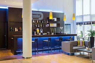 Hotel NH Hamburg Horner Rennbahn Bar