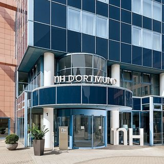 Hotel NH Dortmund Außenaufnahme