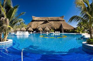 Hotel Catalonia Royal Tulum - Erwachsenenhotel Pool