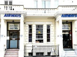 Hotel Airways Victoria Außenaufnahme