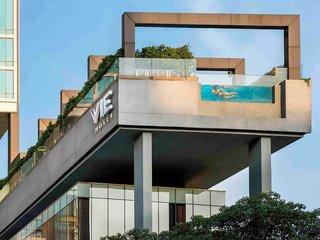 Hotel VIE Hotel Bangkok - MGallery by Sofitel Außenaufnahme