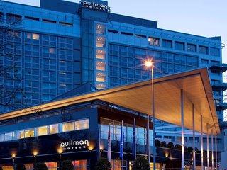 Hotel Pullman Cologne Außenaufnahme