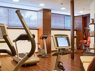 Hotel Pullman Cologne Sport und Freizeit