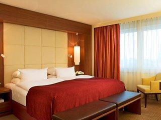 Hotel Pullman Cologne Wohnbeispiel