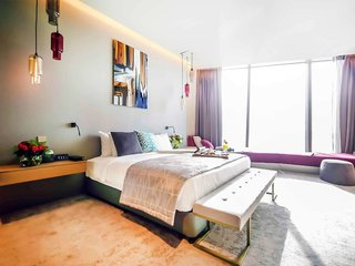 Hotel Rixos Premium Dubai Badezimmer