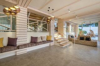 Hotel Barcelo Portinatx - Erwachsenenhotel Lounge/Empfang