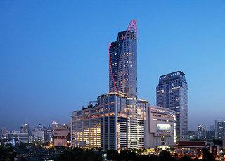 Hotel Centara Grand at Central World Außenaufnahme